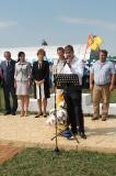 Открытие 38 областной летней сельской спартакиады