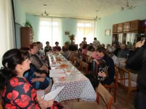 Накануне Дня пожилого человека в Кизильской библиотеке состоялся праздничный вечер