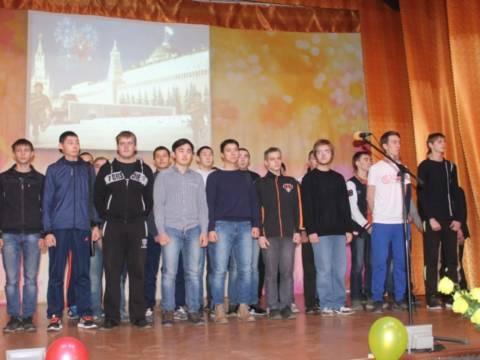 В Кизильском Доме творчества состоялся традиционный праздник – День призывника