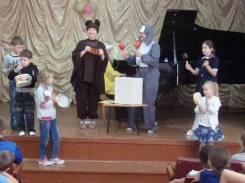 В Кизильской детской школе искусств прошла неделя музыки