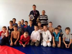 Кизильчанин занял 3 место во Всероссийском турнире по греко-римской борьбе в г.