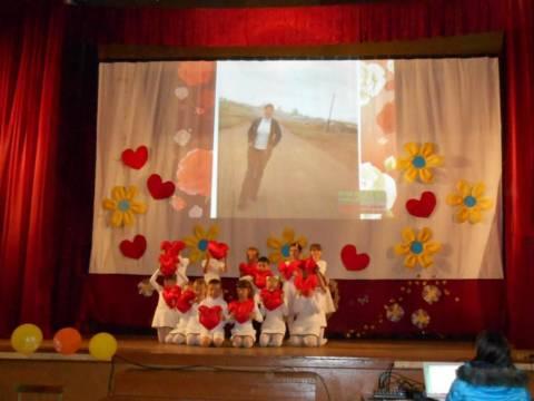 В Гранитном состоялся концерт, посвящённый Дню матери