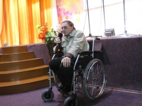 В Кизильском Доме творчества состоялся концерт для людей с ограниченными возможностями