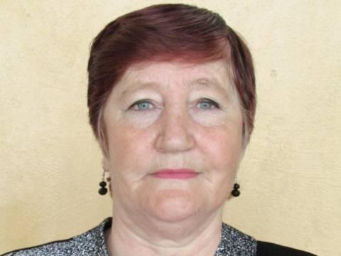 Жительница Кацбаха Валентина Ивановна Спицына отмечает 60-летний юбилей