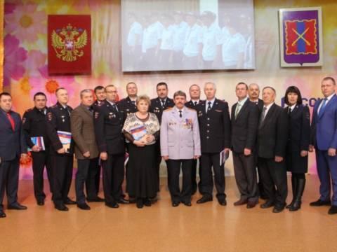Отдел МВД России по Кизильскому району отметил 80-летний юбилей