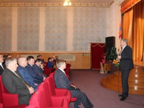 Виталий Бахметьев посетил Кизильский район
