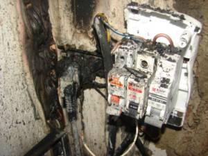 Жительница посёлка Буранный чуть не лишилась дома в результате пожара