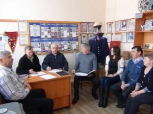 В Отделе МВД России по Кизильскому району состоялось заседание Общественного совета