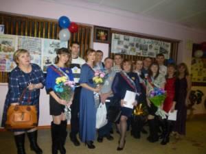 В Богдановской школе состоялся Вечер встречи Выпускников