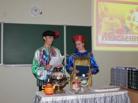 И блинов наелись, и куклу смастерили: в Кизильском техникуме проведён классный час в честь Масленицы