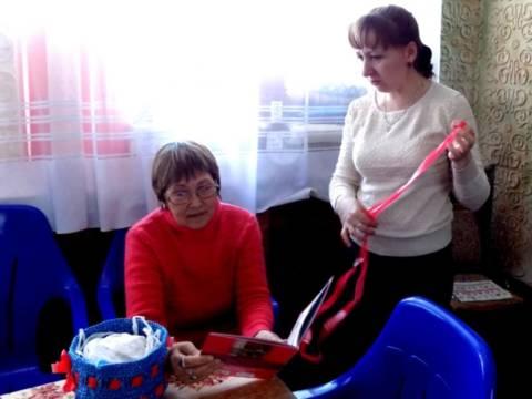 «Чай пить - приятно жить» - под таким названием прошла очередная встреча ветеранов в клубе «Гранитушка»