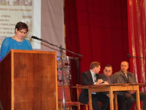 Очередной сход состоялся в Сыртинском сельском поселении