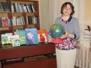 Месячник экологии в Кизильской библиотеке