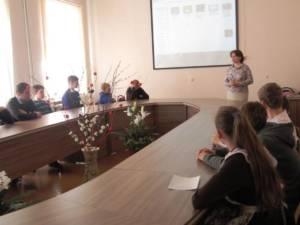В конференц-зале отдела образования Кизильского района прошёл экологический марафон «Планета у нас одна»