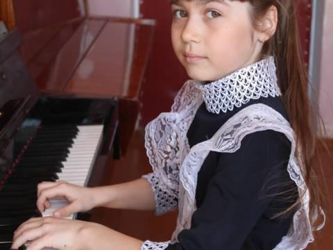 Новая звёздочка появилась в Кизильской детской школе искусств