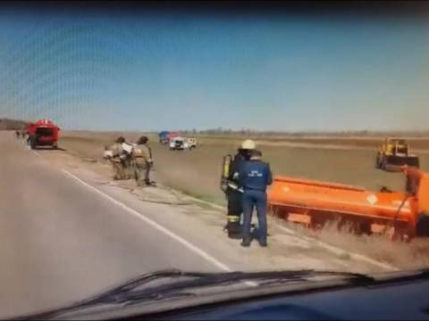 Произошло ДТП со смертельным исходом на дороге Магнитогорск-Кизильское-Сибай