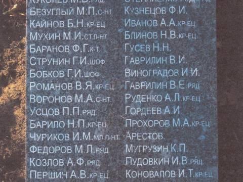 Память о героях Великой Отечественной войны возвращается на родину