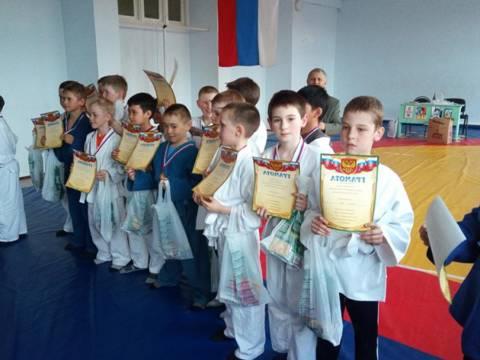 В Кизильской ДЮСШ состоялся II турнир по дзюдо среди младших школьников