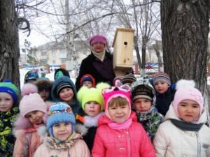 В Кизильской районной библиотеке подведены итоги конкурса «Лучшая кормушка для птиц»