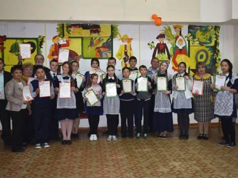 В школе Гранитного поселения Кизильского района прошел форум «Созвездие»