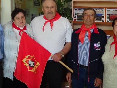 В поселке Сыртинский Кизильского района прошел цикл мероприятий «Это нашей истории строки»