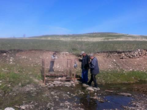 Жители поселка Грязнушенский Кизильского района заботятся об экологии