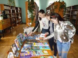 В Центральной районной библиотеке состоялся День открытых дверей накануне Всероссийского дня библиотек
