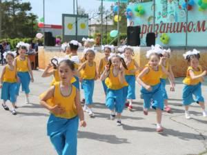 В Кизильском сельском поселении отпраздновали День защиты детей