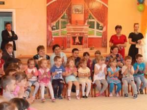 Кизильский детский сад №2 «Малышок» отметил День защиты детей