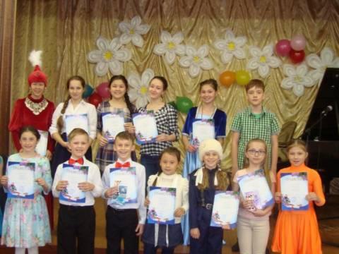 В Кизильской ДШИ состоялся районный фестиваль «Радуга талантов»