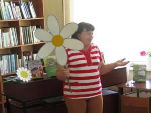 В Кизильской районной библиотеке прошло увлекательное мероприятие для ребят из детского пришкольного лагеря