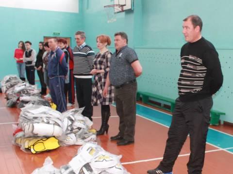 В Кизильском местном отделении партии «Единая Россия» реализуются проекты по развитию детского спорта