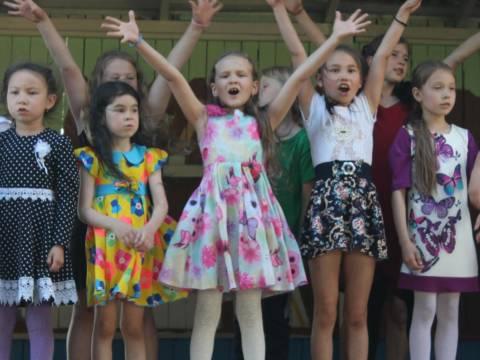 7 июля в детском оздоровительном лагере «Солнечный» открылась вторая смена
