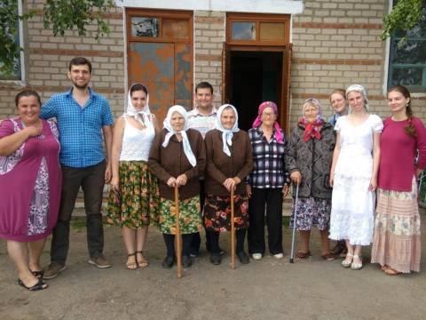 Фольклористы из Питера снова приезжают в Кизильское!