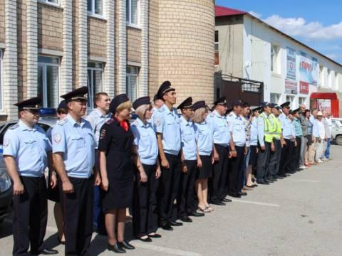 В Кизильском районе полицейские подвели итоги оперативно-профилактического мероприятия «Район»