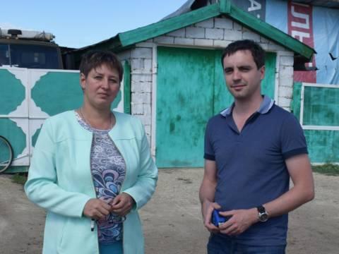 Завершается очередной этап газификации Сыртинского сельского поселения