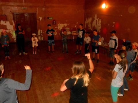 27 июля в Доме культуры посёлка Гранитный прошла детская дискотека