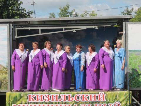 В селе Обручёвском Кизильского района прошёл областной праздник – День фермера (фоторепортаж)