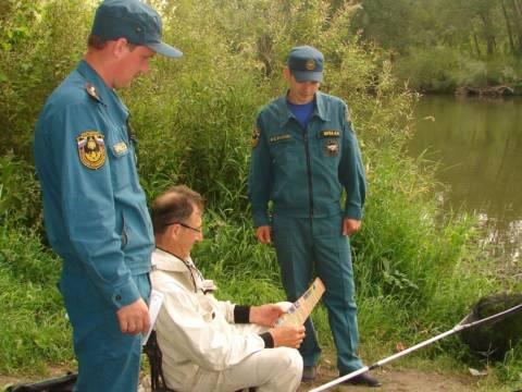На территории Кизильского района проводится профилактическая операция «Вода – безопасная территория»