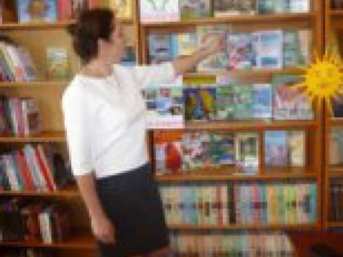 Большое экологическое путешествие прошло в Кизильской районной библиотеки