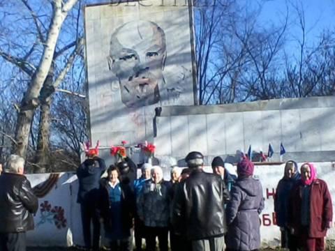 В Зингейском сельском поселении прошел праздник, посвященный 100 летию Октябрьской революции