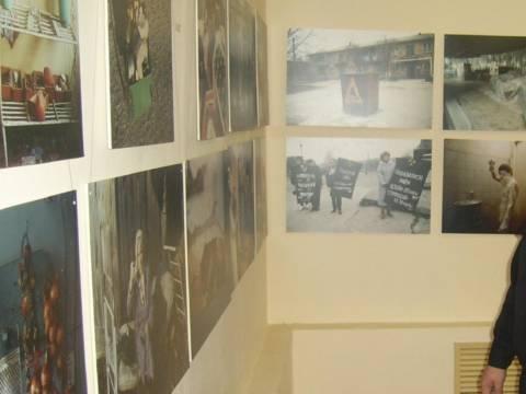 В Кизильском историко-краеведческом музее открылась выставка «Радуги над Чернобылем»