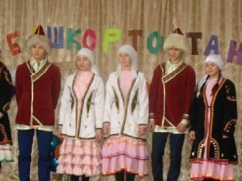 В Путьоктябрьской школе Кизильского района прошел фестиваль