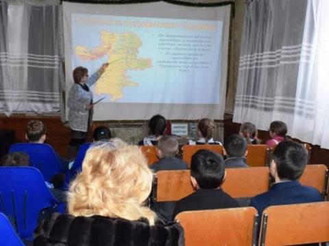В Гранитном сельском поселении Кизильского района прошла встреча «Живой мир родного края»