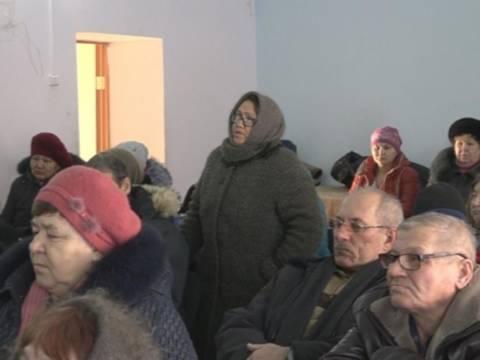 Итоги схода в Карабулакском сельском поселении Кизильского района