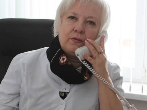 «Прямая линия» с главным врачом Кизильской ЦРБ Васильевой Аллой Михайловной