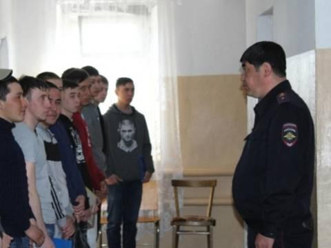 """Общероссийская акция """"Призывник"""": скажи «Нет!» наркотикам"""