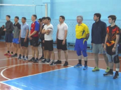 В Кизиле прошли районные соревнования среди сельских поселений