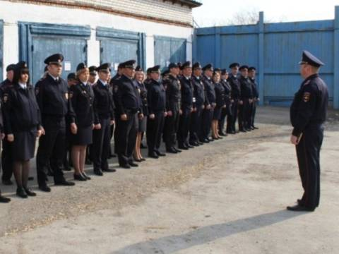 """Полицейские Кизильского района подвели итоги оперативно-профилактического мероприятия """"Район"""""""