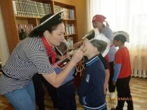 В Кизильской районной библиотеки отпраздновали День защиты детей